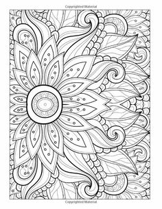 beautiful mandala coloring pages for free download | Cosas ...