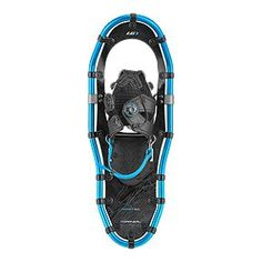 Louis Garneau Men's Ranier 30 inch Snowshoes - Blue Winter Hiking, Get Outside, Boxing, House, Home, Haus, Houses, Homes