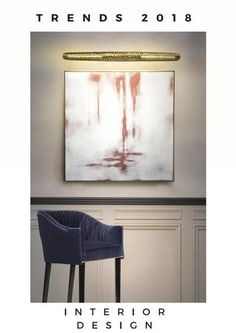 Interior Design - Trends 2018  This is the perfect book for you that need to know the best trends for this season. From the colors that you should use, to the kind of furniture and lighting designs that are in vogue right now, you will find all the best interior design projects here.