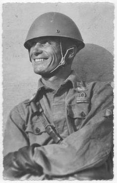 Italian paratrooper WW2 - pin by Paolo Marzioli