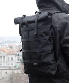 Backpack webbing-black | Braasi.com