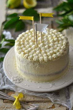 Lemon Lover's Dream Cake