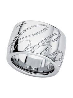 Chopard - 18k Chopardissimo Diamond Ring - at - London Jewelers