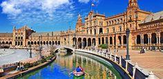Passagens aéreas para a Espanha a partir de R$ 1.407 :: Jacytan Melo Passagens