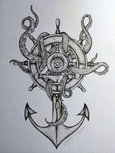 Best Octopus Design Tattoos (4)