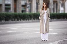 ¿NADA QUE PONERTE? 'Relájate y disfruta', ése parece ser el mensaje que nos susurra este look de Zara que nos invita a disfrutar de la vida lenta.