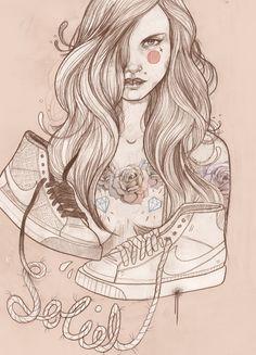 Arte by Liz Clements