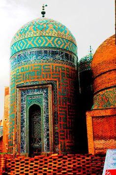 Beautiful Architecture of Iran