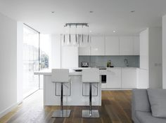 Kitchen | Hoxton Development | Adlon Construction | Photography © Jefferson Smith for Spacelab
