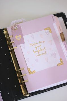 LIFE: Kikki K Planner Setup and Review / How to organize your life