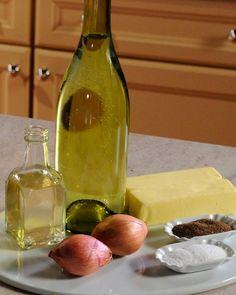 Beurre Blanc Sauce - Martha Stewart Recipes