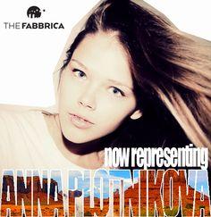 #AnnaPlotnikova