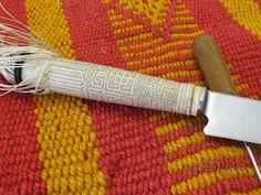 Artesanías en cuero crudo - Nahuel Carreño