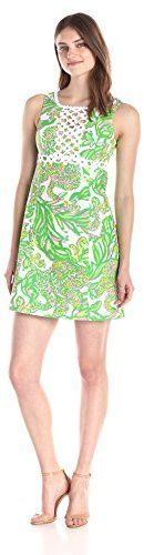 Lilly Pulitzer Women's Rosie Printed Shift Dress