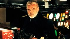 """Sean Connery in """"The Hunt for Red October"""" (1990)"""