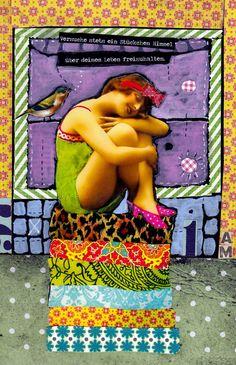 Kunstdruck+in+Passepartout+von+mARTina+haussmann+auf+DaWanda.com