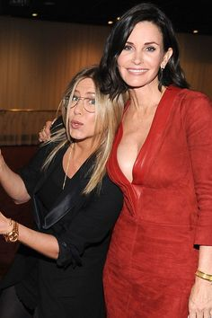 Birthday Girl Jennifer Aniston's Got More Famous Friends Than We Can Count