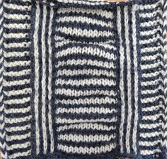 .... en side om en yndlingsbeskæftigelse: håndstrik Slip Stitch Knitting, Knitting Stitches, Knitting Designs, Free Knitting, Knitting Patterns, Crochet Patterns, Knitting Ideas, Waffle Stitch, Drops Design