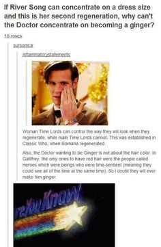 The more you know. << THIS MEANS SO MUCH THANK YOU RANDOM WHOVIAN