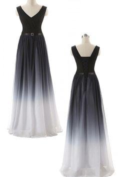 On Sale Black Prom Dresses, Long Prom Dresses, #promdressesblack #promdresseslong #2018promdresses