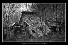 Old Buildings, Abandoned Buildings, Abandoned Places, Farm Houses, Old Houses, Haunted Houses, Still Standing, Decay, Creepy