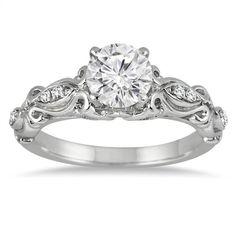 Rings, Vintage Wedding Rings 201527: The Vintage Wedding Rings for Vintage Style of Weddings