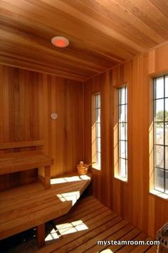 Sauna Steam Room, Sauna Room, Finnish Sauna, Steam Showers, Room Interior, Rooms, Interiors, Gym, Google