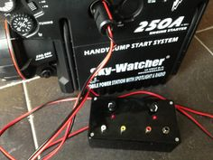Making a cheap dew controller using a LED dimmer.
