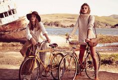 Vogue Paris May 2014 Andreea Diaconu Edita Vilkeviciute by Mikael Jansson 7