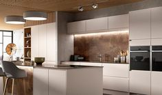 Camden Contemporary Kitchen Range | Wickes.co.uk