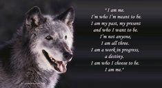 wolf wisdom