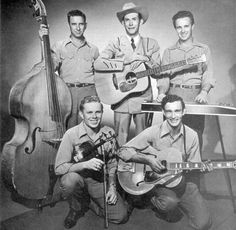 Hank Williams and the Drifting Cowboys