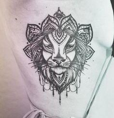 33 Best Henna Lion Tattoo images