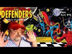 Super Ergo Sum #15: The Defenders (quelli classici)
