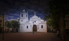 Iglesia San Francisco #colombia Santa Marta