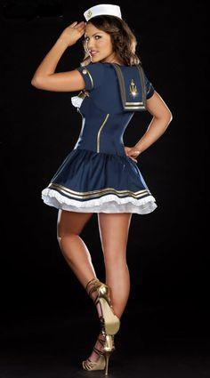 8c7350254718 Women's Sailor Costume Mens Sailor Costume, Sailor Jupiter Costume, Sailor  Halloween Costumes, Girl
