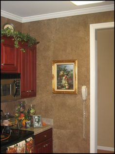 Faux Painting Walls glazing color wash faux finish paintingthe woolie | ideas