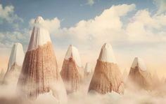 mountains by Davide Calluori