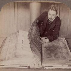 reblololo:  The Codex Gigas also known as The Devil's Bible,...