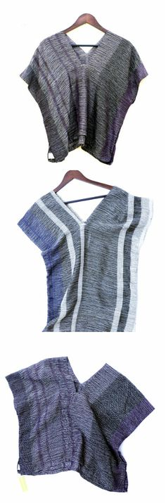 Perfect for 1,00,000% humidity days! handwoven cotton top by amber kane. Click to win