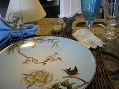 Birds and Bees table