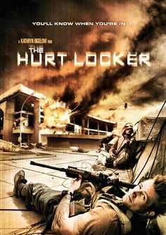 The Hurt Locker 11x17 Movie Poster (2008)