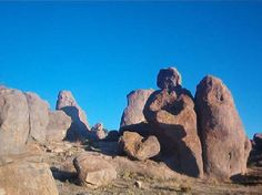 City of Rocks in Deming NM - SO beautiful! I love it here