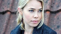 """Yummy! Danish actress Birgitte Hjort Sørensen, known from the tv series """"Borgen"""". Another word that springs to mind is """"dishy""""."""