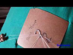 Merletto a tombolo - il Punto Mimosa - YouTube