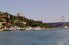 Unsere Boots-Reise entlang der Metropole Istanbul