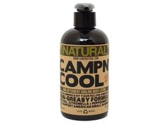 Campn Cool DEET-Free bug repellent that also relieves itching! Hikers & Campers