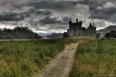 Image detail for -Kilchurn Castle, Scotland