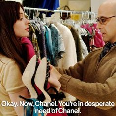 These quotes from The Devil Wears Prada will make you SO happy. Click to read…