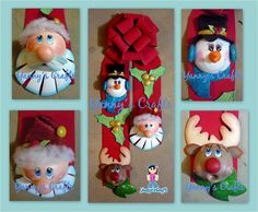 Yanny´s Crafts: Adorno navideño